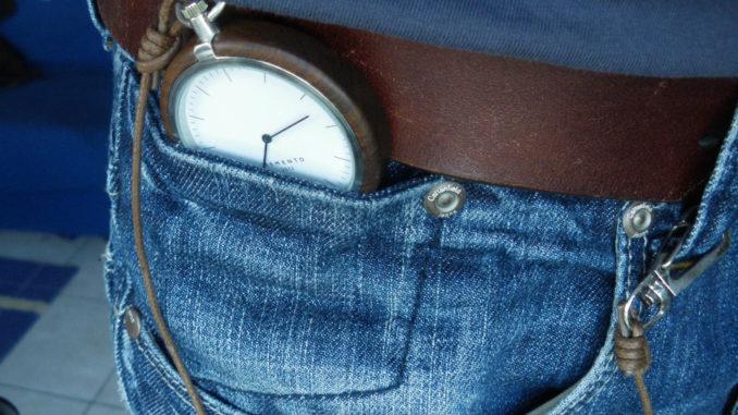 montre gousset jean